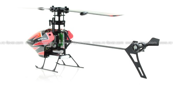 WL V922 Volitation 6CH CCPM Flybarless RC Helicopter